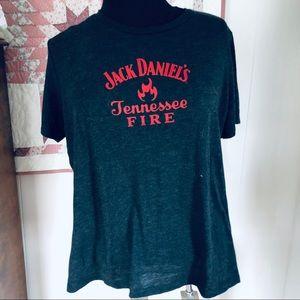 Jack Daniels Tennessee Fire new t large
